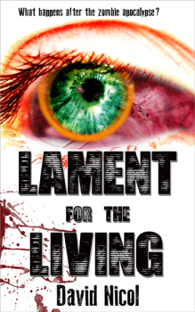 Cover image of Lament for the Living by David Nicol